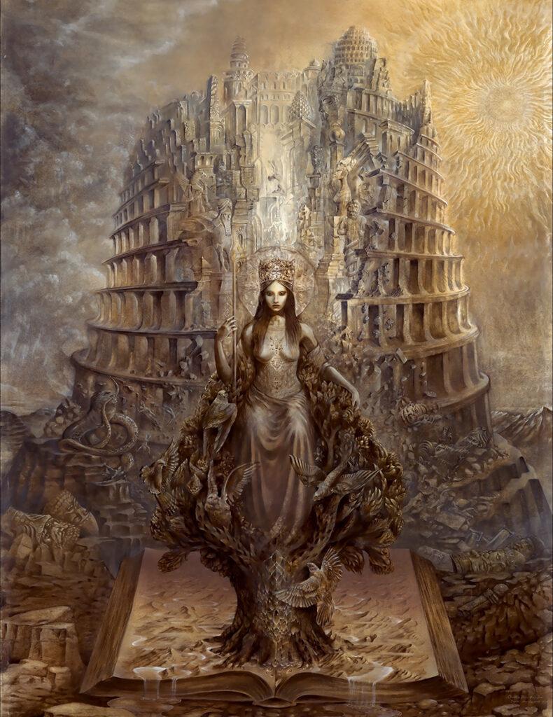 Chanting Down Babylon by Daniel Mirante