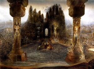 'The Symbolic World' – Intermediate Mischtechnik Variations